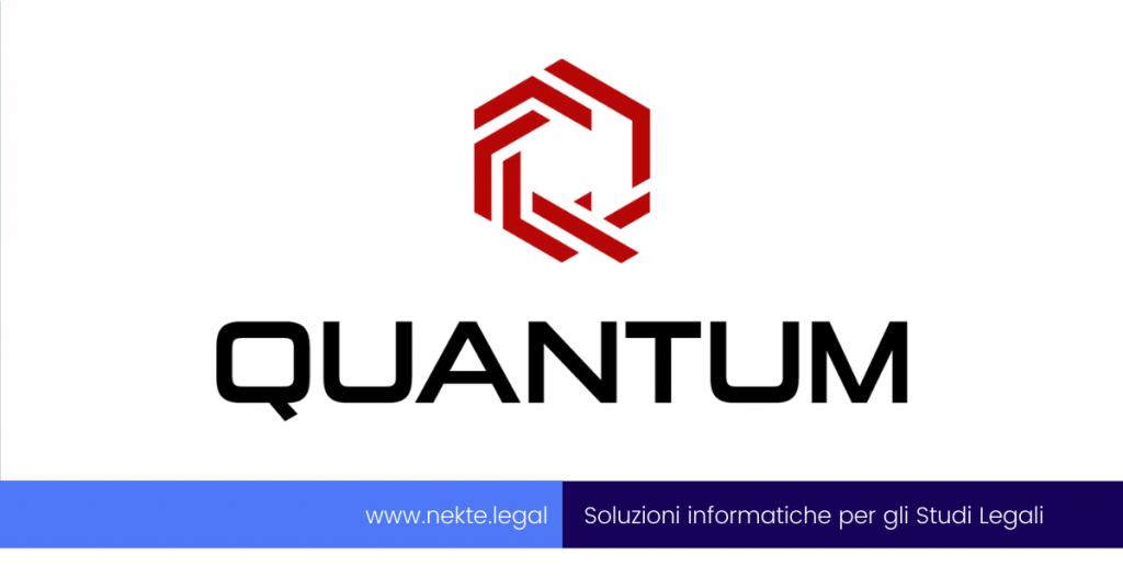 Il software gestionale per avvocati: Quantum