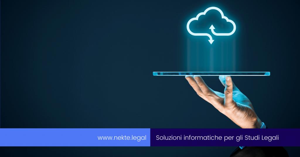 10 vantaggi delle tecnologie cloud per avvocati