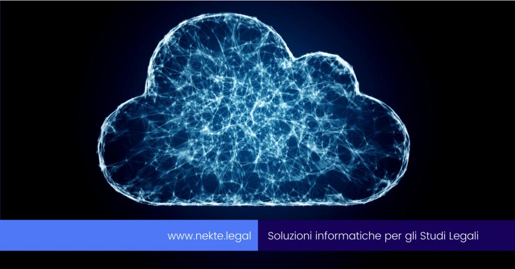 Il cloud per gli Studi Legali